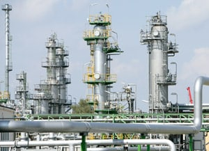 Bransch: Petrokemi