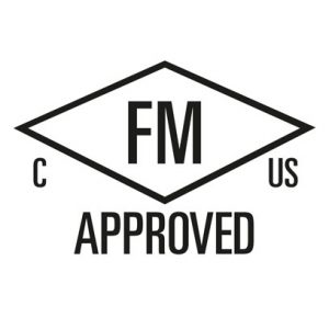 FM-approved logotype