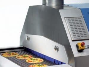 Frystunnel för infrysning av livsmedel